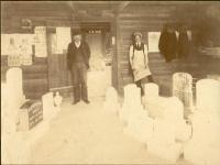 Presque Isle Memorials 1900