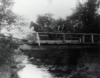 Bridge, Springvale, ca. 1900