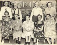 Presque Isle High School Class of 1899