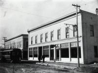 New Fogg and Dirigo Blocks, Springvale, ca. 1905
