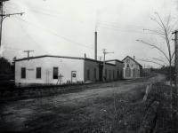 Power Station, Springvale, ca 1905