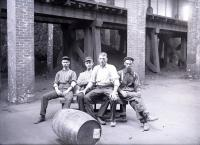 Sanford Mills Employees, ca 1905