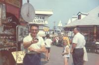 Dave Glovsky, Old Orchard Beach, 1955