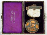 Thomas Brackett Reed medal, 1910