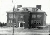 Sanford High School, Sanford, ca. 1910