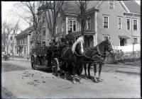 Ladder 2, Portland Fire Department, ca. 1912
