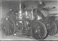 Horseless Steam Engine 5, Portland, ca. 1912