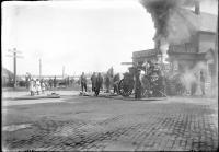 Steam Engine 5, Portland, ca. 1912