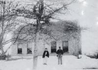 Bailey home, Baileyville, ca. 1900