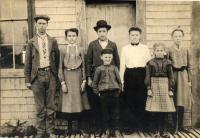 North Union School, Cooper, 1905