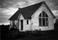 Little White Church, Princeton, 1960