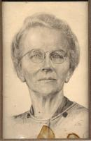 Anne Carey Bradley, Fryeburg, ca. 1950
