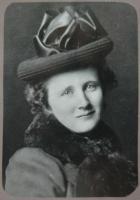 Anne Carey Bradley, Fryeburg, ca. 1904