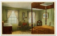 Longfellow bedroom, Portland, ca. 1915