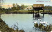 Old Fish Hatchery, Caribou, ca. 1905