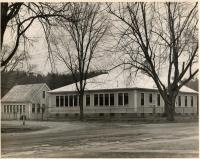 C.A. Snow School, Fryeburg, ca.1925