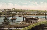 Caribou Bridge, c. 1905