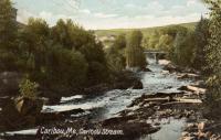 Caribou Stream, ca. 1907