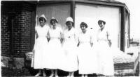 1920s Nurses at Eastern Maine General Hospital