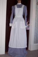 Nurse uniform replica, Bar Harbor, 1997