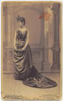 Lillian Nordica as Violetta