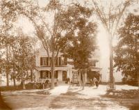 Shaw House, Houlton, c. 1900