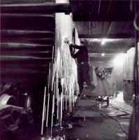 Box car repair, Derby Shop, ca. 1970