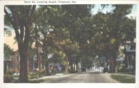 Main Street, Freeport, ca. 1925