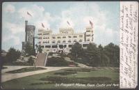 Casco Castle, South Freeport, 1908