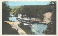 Steamboat, Songo River, ca. 1925