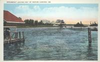 Steamboat, Naples, ca. 1925