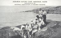 Audubon Nature Camp, Medomak, ca. 1939