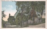 Episcopal Church, Castine, ca. 1930