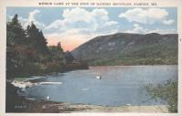 Mirror Lake, Camden, ca. 1925