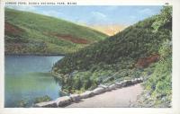 Jordan Pond, Acadia National Park, ca. 1935