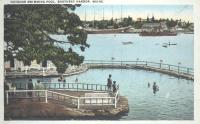 Swimming Pool, Boothbay Harbor, ca. 1930