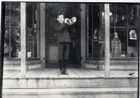 C.T. Ladd's Drugstore, Fryeburg, ca. 1907