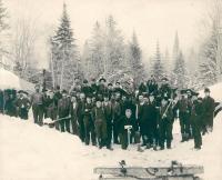 Lumbermen, Blanchard, ca. 1915