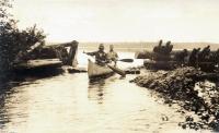 Mud Pond Dam, 1911