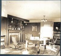 Margaret and Neal Allen home, Portland, 1909