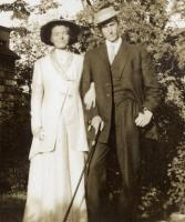 Margaret and Neal Allen, Portland, 1909