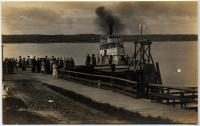 Steamship Westport, Squirrel Island, ca. 1912