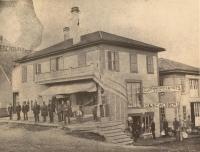 Union Square Hotel, Houlton, ca. 1890