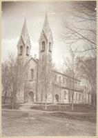 King Chapel, Bowdoin College, ca. 1920