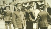 Chandler's Band, Calais, 1913