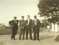 Cape Theatre Orchestra, Cape Cottage, 1913