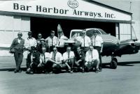 Bar Harbor Airways, Trenton, ca. 1950