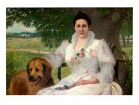 Sarah Jane Farmer and Barry, Eliot, 1891