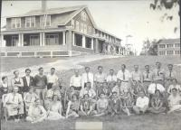 Faculty and staff, Eastern Music Camp, ca. 1932