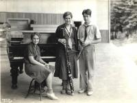 Trio, Eastern Music Camp, 1931